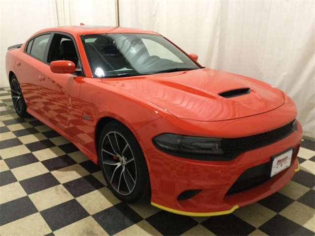 2018 Dodge Charger >> New 2018 Dodge Charger R T Scat Pack Rwd 4d Sedan