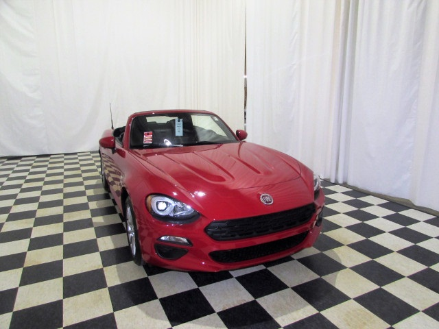 Tire Repair Near Me Open Sunday >> Certified Pre-Owned 2017 FIAT 124 Spider Classica 2D ...