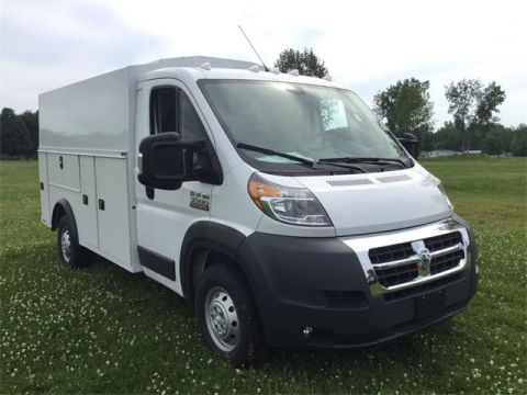 New 2018 Ram ProMaster 3500 Cutaway Low Roof